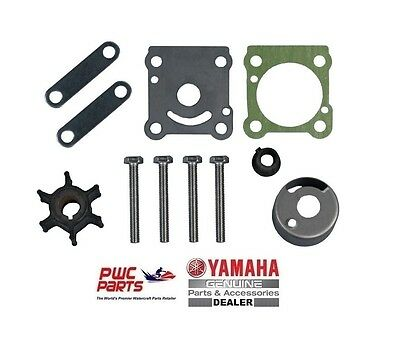 YAMAHA OEM Water Pump Repair Kit 6N0-W0078-A0-00 1996 and Newer 6 / 8 Outboards