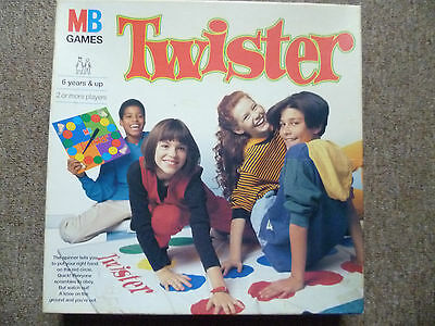 TWISTER MB Old Version Game 90s