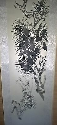 large chinese scroll painting