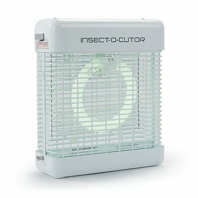22W SE22 Insectocutor Electric Fly Killer Zapper Commercial White Wall Mounted