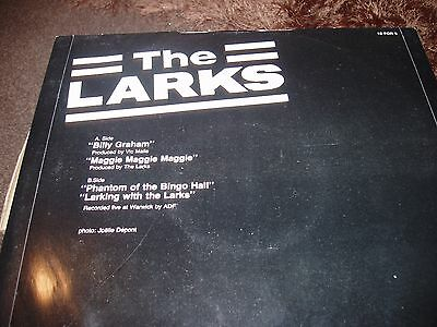 The Larks Extended Play 12Inch Vinyl Near Mint Condition