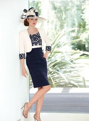 Beautiful Condici Mother Of The Bride Outfit - Size 12 RRP £780