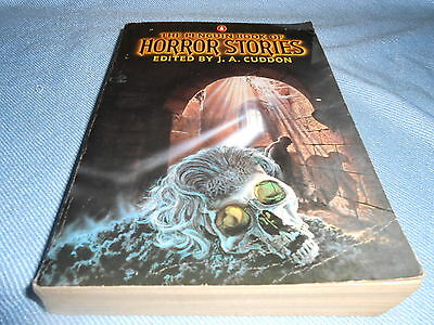 Pulp Horror - THE PENGUIN BOOK OF HORROR STORIES - J.A Cuddon, 1987