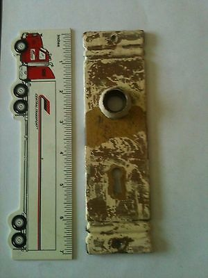 Antique Door Plate