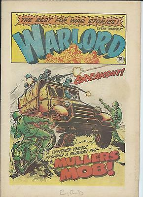 Warlord Comic number 370 , Oct 24th 1981