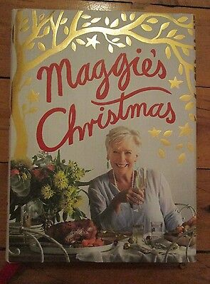 MAGGIE'S CHRISTMAS by MAGGIE BEER * hardcover 360 pages ** FREE POSTAGE **