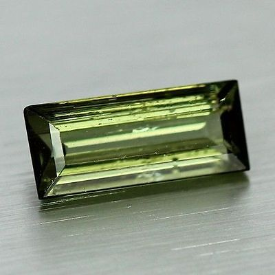 1.620 Ct Amazing Dazzling Gem! Natural Rich Green Tourmaline Unheated.aaa Nr!