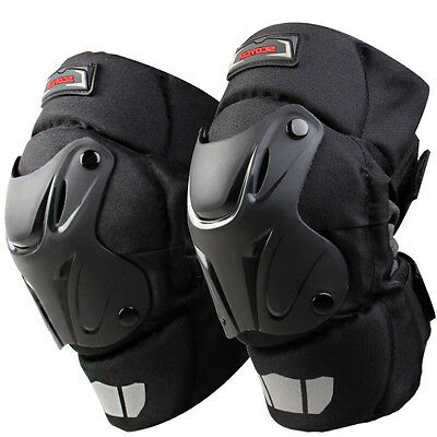 Scoyco K15-2 Motorcycle Motocross Racing Knee Guards Pads Braces FREE SHIPPING