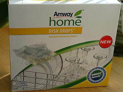 Amway Dish Drops Automatic Dishwasher Tablets