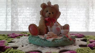 """Cherished Teddy """"Marie"""" Friendship is a Special Treat"""
