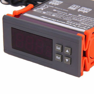Electronic Temperature Meter/Controller WH7016C AC220V Fish Tank Marine or Fresh