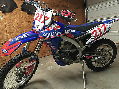 2015 Yamaha YZF  2015 Yamaha YZ250FX With many Extras! Low hours. Well maintained.