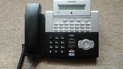 Office Phone System, Samsung OfficeServ 7100 with 8 Digital Handsets