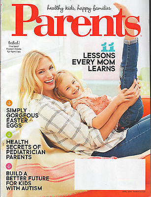 4 Issue of Parents Magazine - December 2015 - May 2016 - Lot #2