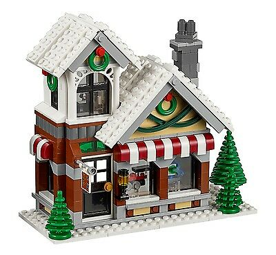 LEGO 10249 Christmas Toy Shop Building - Split from 10249 - BRAND NEW