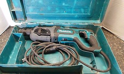 Used Makita HR2475 1-Inch SDS-Plus Rotary Hammer  105037-3  (NO)  (BBB-5)