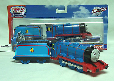 Thomas Train Motorized TrackMaster Battery Plastic GORDON & TENDER Fisher Price