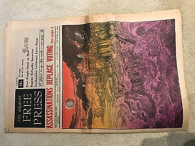 1968 Los Angeles Free Press collection