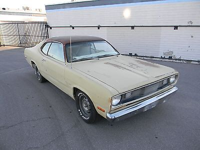 1972 Plymouth Duster  NO RESERVE !!! 1972 plymouth duster v8 68 69 70 17 DEMON CHARGER CHALLENGER