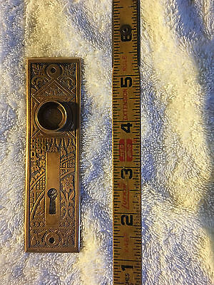 No. 29 Antique Victorian Door Plate