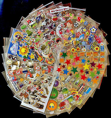 30 Sheets - Stickers for Kids, Teachers, Decorating, Scrapbooking, Card Making