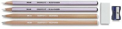 Derwent Burnisher and Blender Set