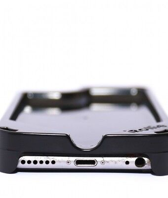 Black - iRollie Cell Phone Rolling Tray - iPhone 5/5S