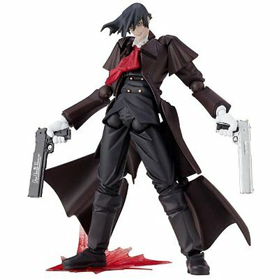 Kaiyodo Revoltech Yamaguchi No.114 Alucard Hellsing Action Figure From Japan F/S