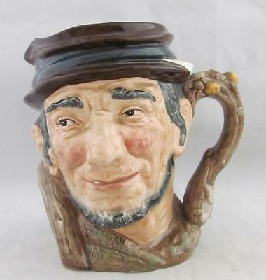 Royal Doulton Large Character Jug Johnny Appleseed D6372 Retired 1969