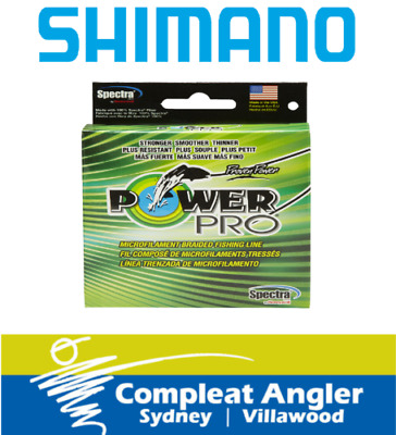 Power Pro 150yd 4lb Yellow Braid Fishing Line BRAND NEW At Compleat Angler