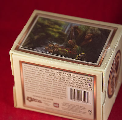 Legend Of The Five Rings Ccg Emperor Edition Dragon Starter LO5R