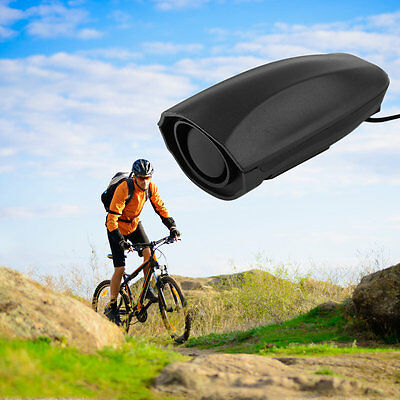 Loud Sound Bicycle Bell Handlebar Safety Ring Environmental Bike Cycling Horn AU