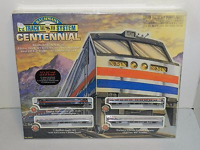 Sealed Bachmann Centennial Amtrak 951 Passenger Locomotive N Scale 24007