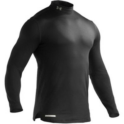 Under Armour Cold Gear Mens EVO Compression LS Mock BNWT - Lowest price on eBay!