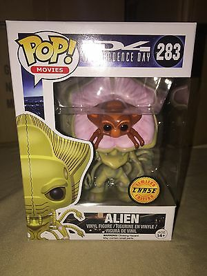 ID4 Independence Day Alien Chase Funko Pop Vinyl Figure 283