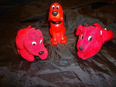 Lot of Toys~Clifford~The big red dog~