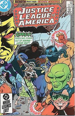 Justice League of America #236 (March 1985, DC)