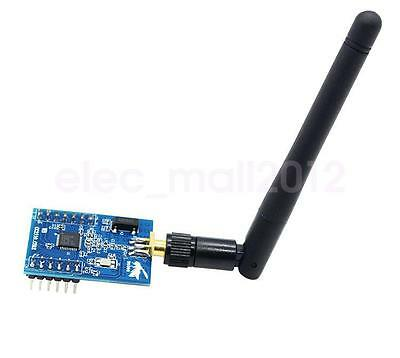 New ZigBee Wireless Module CC2530 TTL Uart Serial Port 2.4G SMA Antena