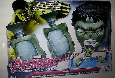 Avengers Hulk role play set new and boxed