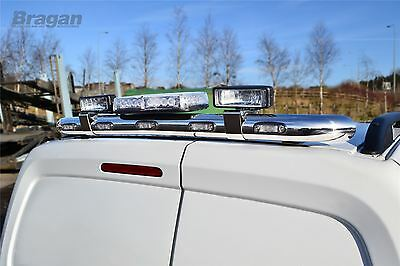 2002 - 2014 Ford Transit / Tourneo Connect Van Rear Roof Light Bar + LED + Spots