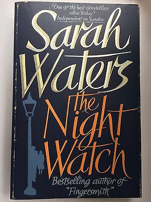 The Night Watch by Sarah Waters - Paperback - LIKE NEW - Book