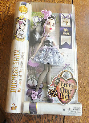 Ever After High - Royal Duchess Swan Doll - Childs Toy - Suitable Ages 6+