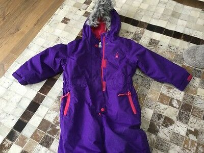 Girls Snowsuit age 5 years