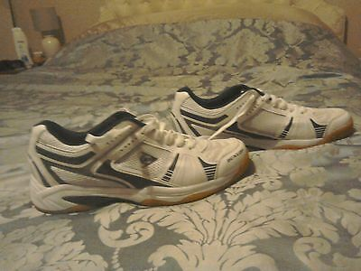 New Squash Trainers Dunlop Size 9.5