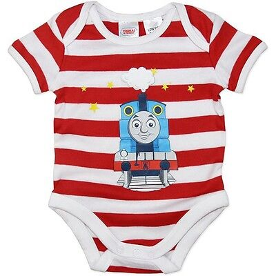 Thomas and Friends Cotton Licensed all in One - FAST 'N' FREE Postage