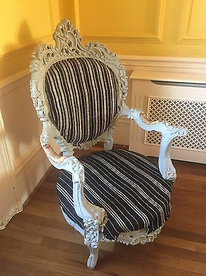 2 Beautiful Old Chairs