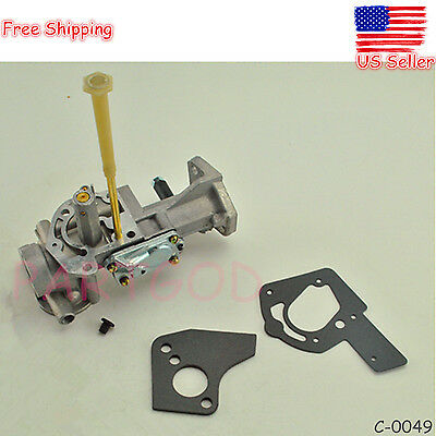 Carb For Briggs & Stratton 498298 Carburetor Replaces # 692784, 495951, 495426