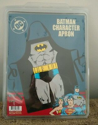 Batman Character Apron one size fits all new