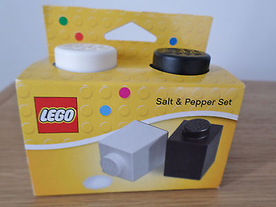 Official Lego 850705 Salt and Pepper Lego Brick Set - New in Packaging