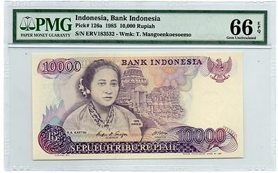 Indonesia 1000 2000 5000 Rupiah UNC Banknote 1 Set= 3 pieces